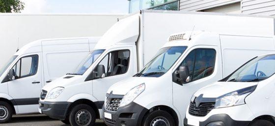 Superior Parcel Truck Fleet