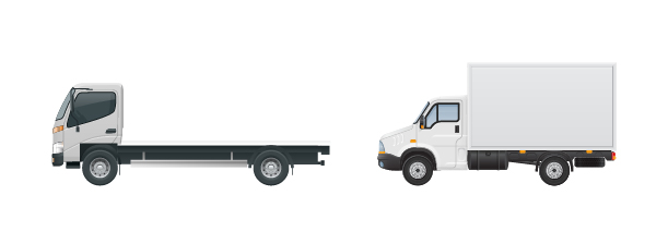 medium rigid truck