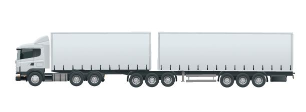 semi trialer truck